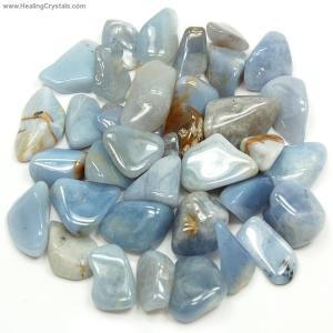 calcedonie-albastra