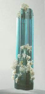 turmalina albastra,